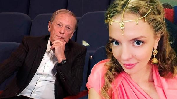 Михаил Задорнов и Марина Орлова