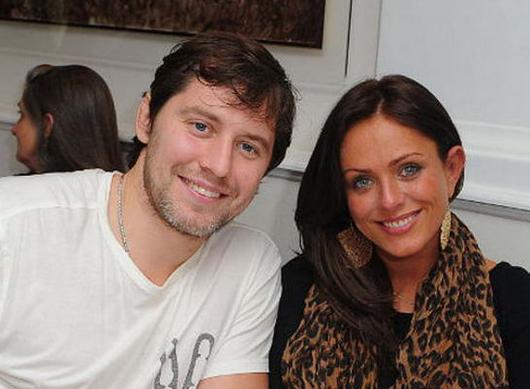 На фото: Юлия Началова и Александр Фролов