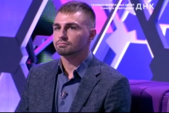 Александр Филимоненко - внебрачный сын Сафронова