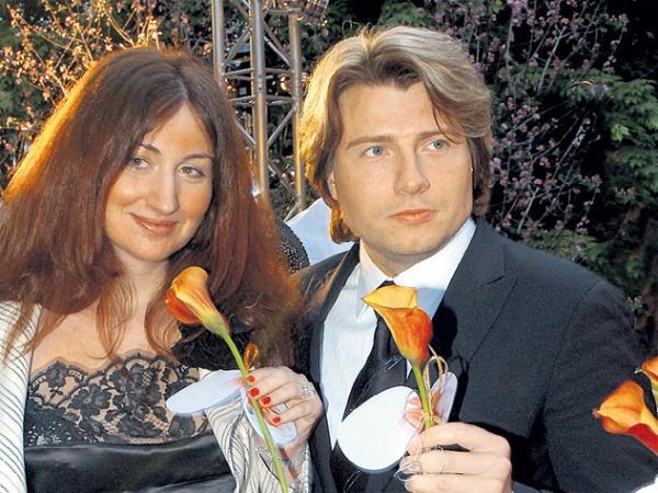 На фото: Николай Басков и Светлана Шпигель