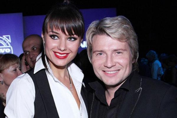 На фото: Николай Басков и Оксана Федорова
