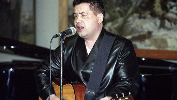 На фото: Николай Расторгуев в молодости