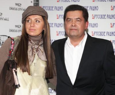 На фото: Николай и Наталья Расторгуевы