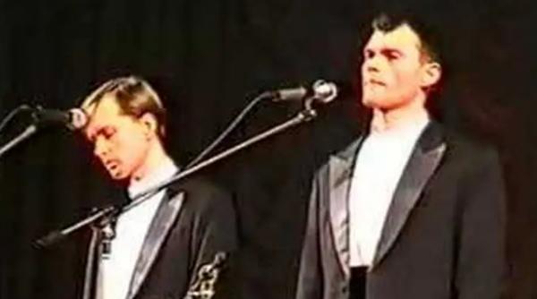 Олег Погудин и Евгений Дятлов