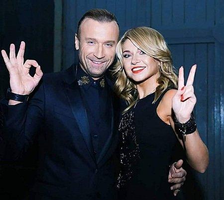 Олег Винник с Таисией Сватко