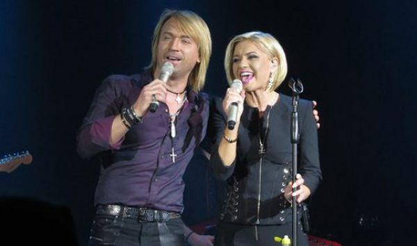 На фото: Олег Винник и Таисия Сватко