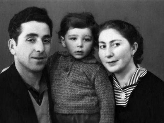 Родители Григория - Виктор и Натэлла Лепсверидзе