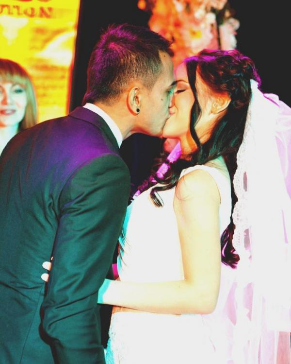 Свадьба Натана и Анастасии