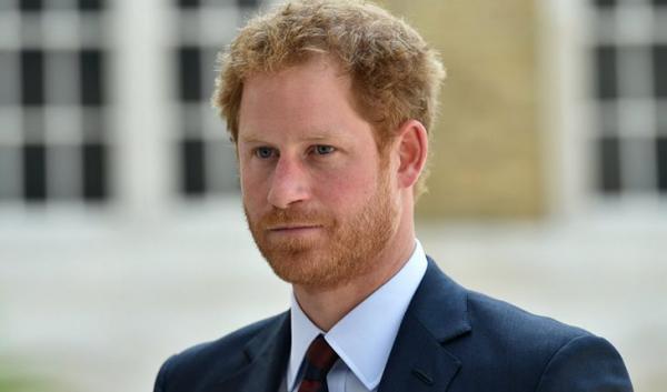 На фото: Принц Гарри