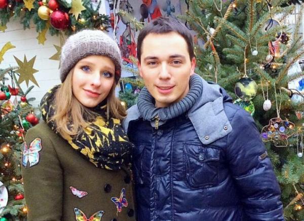 Родион Газманов и Елизавета Арзамасова