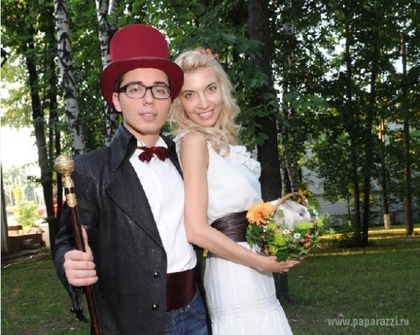 На фото: Родион Газманов и Анжелика