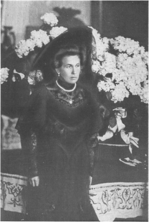 На фото: вдова Саввы Морозова