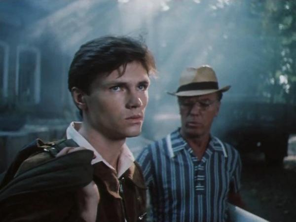 На фото: Сергей Быстрицкий в кино