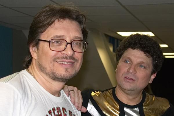 Сергей Минаев и Владимир Маркин