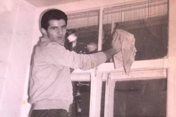 Сергей Рогожин в молодости