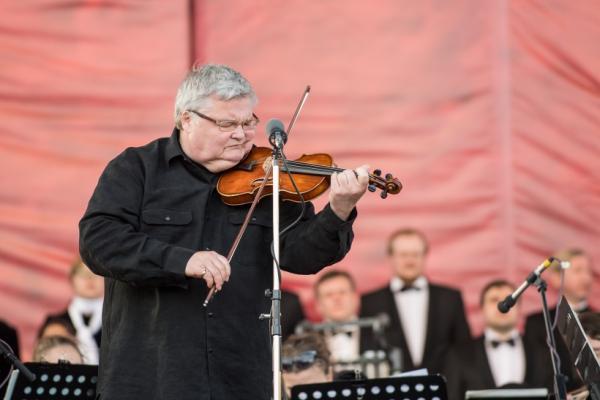 Сергей Стадлер - выступление