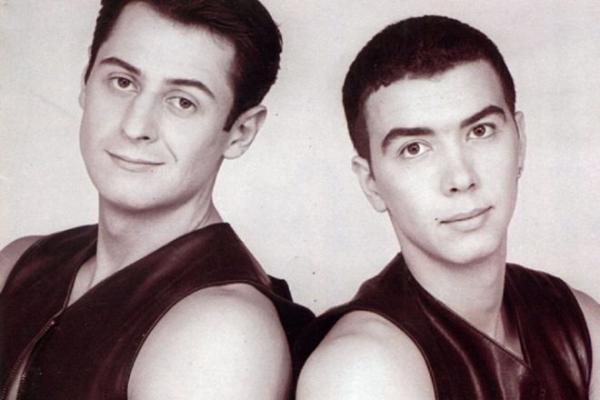 Стас Костюшкин и Денис Клявер - дуэт «Чай вдвоём»