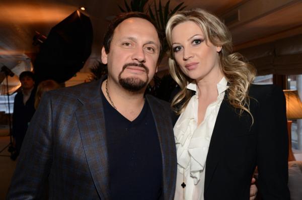 На фото: Стас Михайлов и Инна Канчельскис