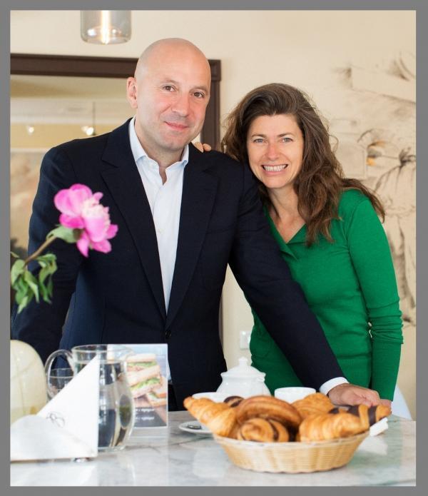 Александр и Стефани Гарез