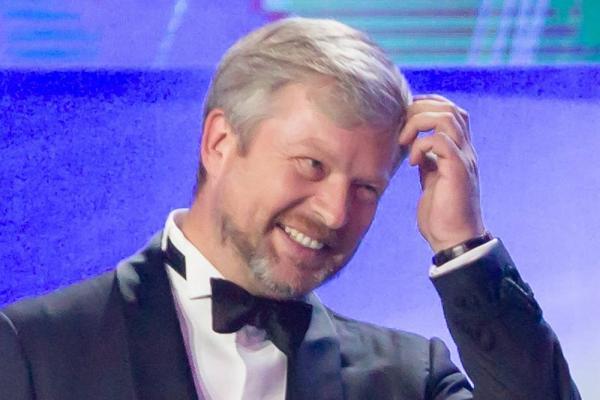 Валдис Пельш в программе «Розыгрыш»