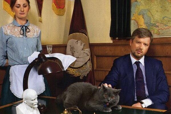 Валдис Пельш а агенстве «МажорДом»