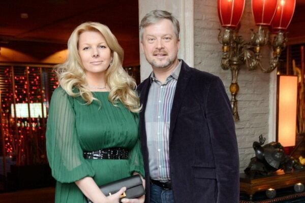 Влдис Пельш с женой
