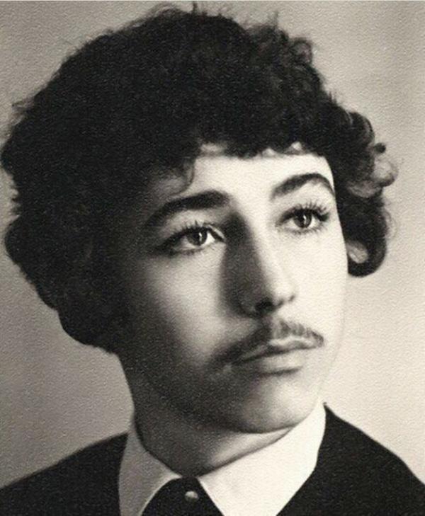Валерий Леонтьев в юности