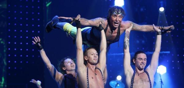 Валерий Леонтьев на сцене