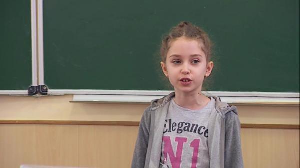 На фото: Клистина Ославская - дочь Валерия Ославского