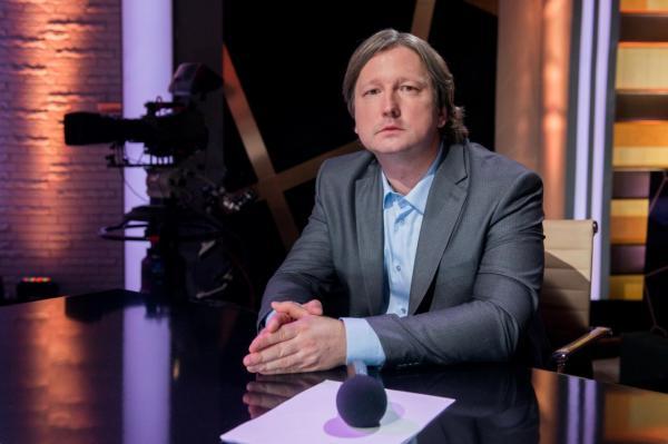 Василий Ключарев на телевидении