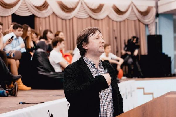 На фото: Василий Ключарёв - профессор НИУ ВШЭ