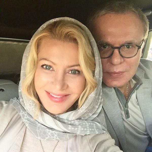 Ладлена Фетисова и Вячеслав Фетисов