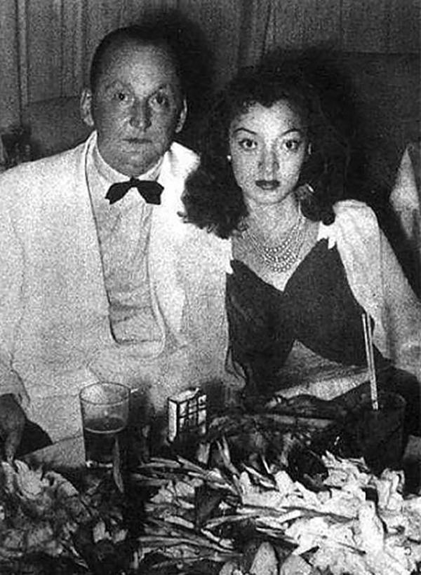 Александр Николаевич и Лидия Владимировна Вертинские