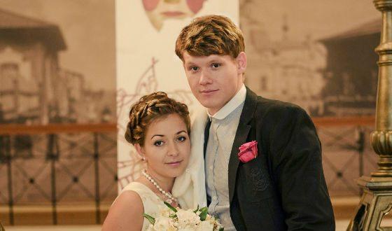 На фото: Виктор и его жена Ольга Хориняк