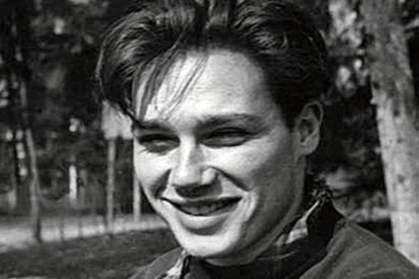 Владимир Познер в молодости