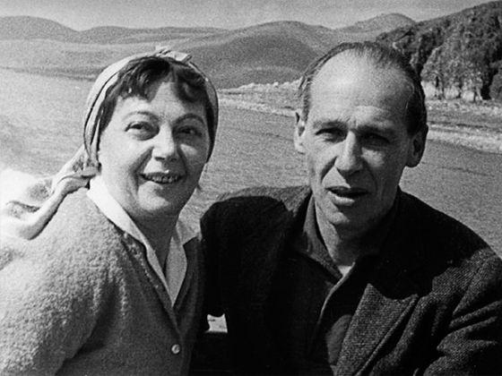 Родители: Владимир Александрович Познер и Жеральдин Люттен