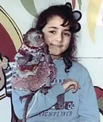 Зарифа Мгоян в детстве