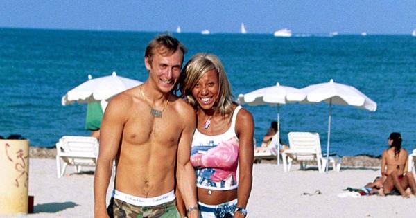 Дэвид и Кэти на отдыхе