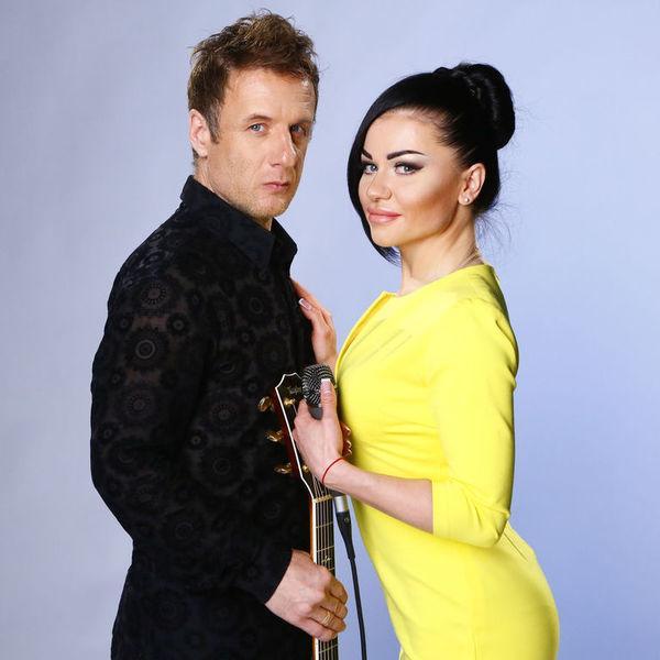 Дидюля с женой Евгенией