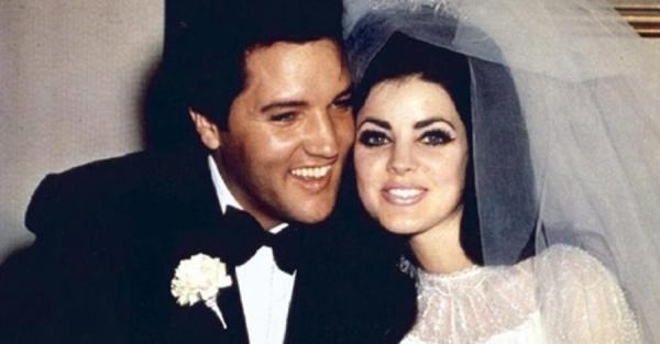 Свадьба Элвис Пресли и Присциллы Болье