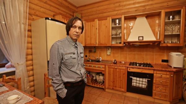 Николай Носков дома