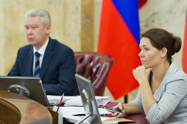Сергей и Анастасия на службе