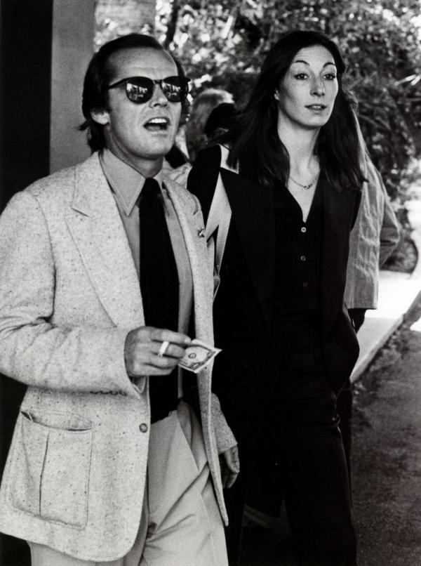 Джек и Анжелика появляются вместе на публике