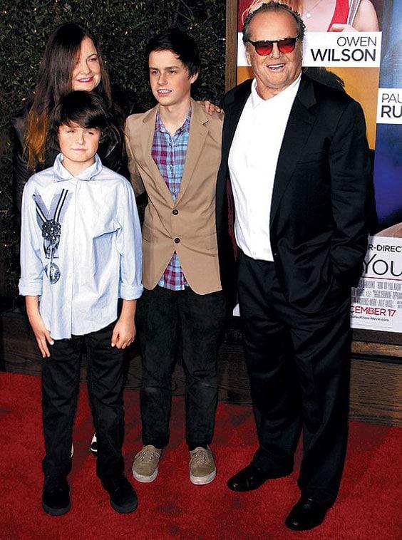 Джек, его дочь и внуки