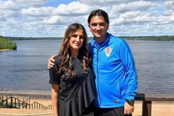 На фото: Златко Далич и его жена Даворка