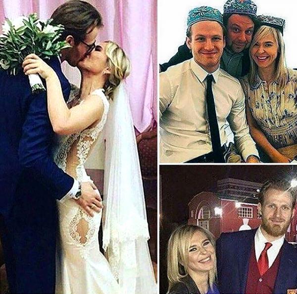 свадьба Телегина и Пелагеи