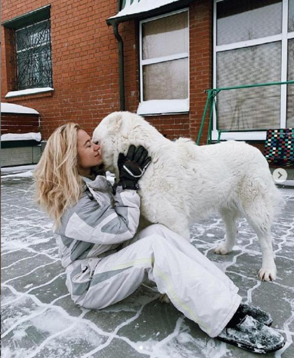 Гончар и собака