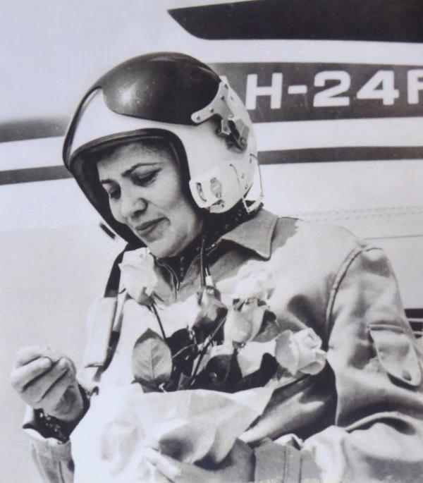 Марина на Ан-24