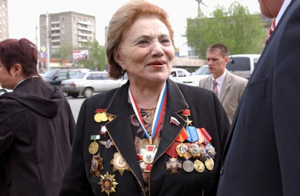 Марина Попович - обладатель множества наград