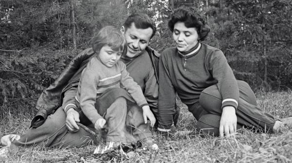 Семья Поповичей